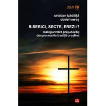 Carte: Biserici, secte, erezii?